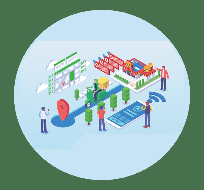 Bisnis camilan online