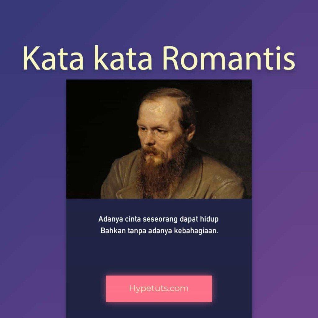 Kutipan kata Fyodor Dostoyevsky