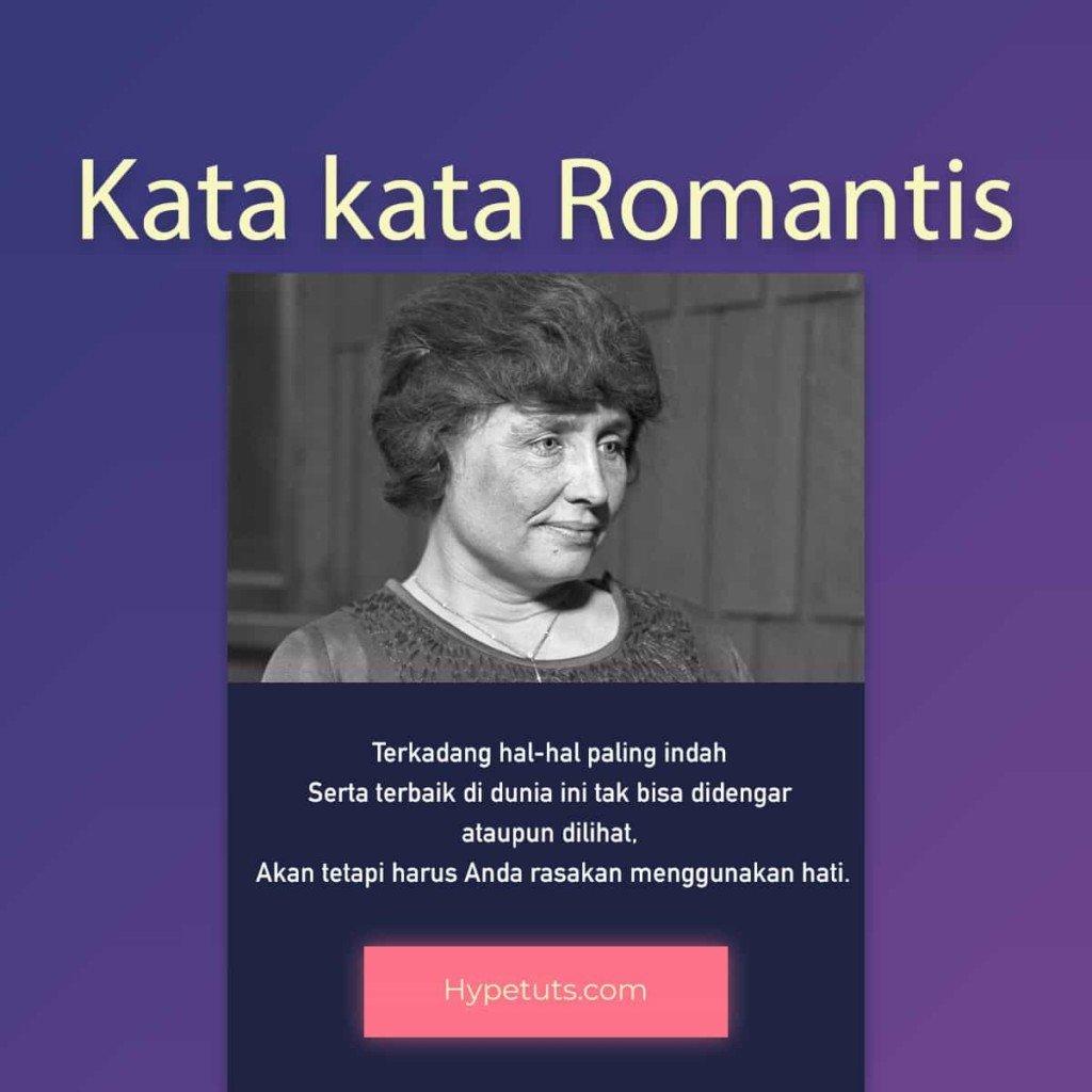 Kutipan kata Helen Keller