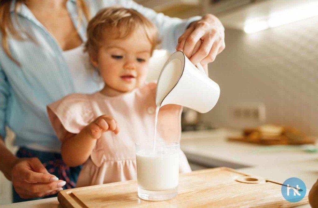 Manfaat susu beruang untuk anak 2 tahun
