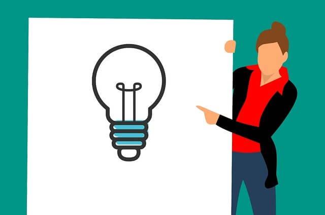 Sesuaikan Ide Dengan Topik