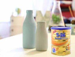 5 Tahapan Penyajian Susu S26 Promil Gold yang Tepat