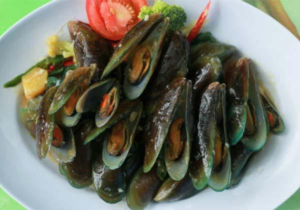 Seafood Kerang