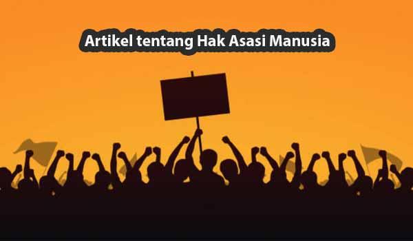 Artikel Kasus Pelanggaran HAM