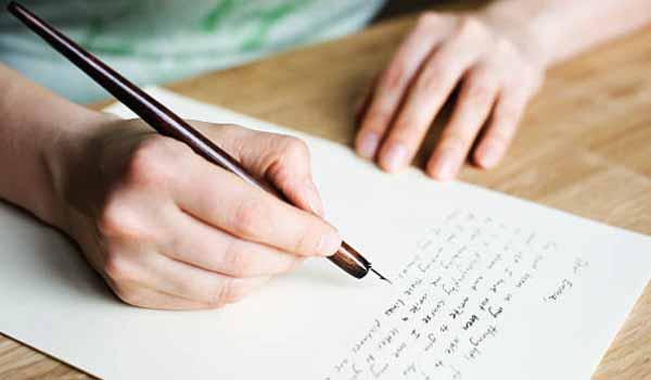 Surat Lamaran CPNS Menggunakan Tulisan Tangan