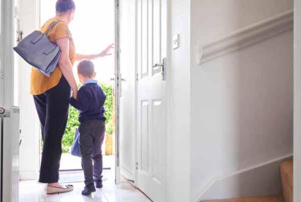 Doa Masuk dan Keluar Rumah