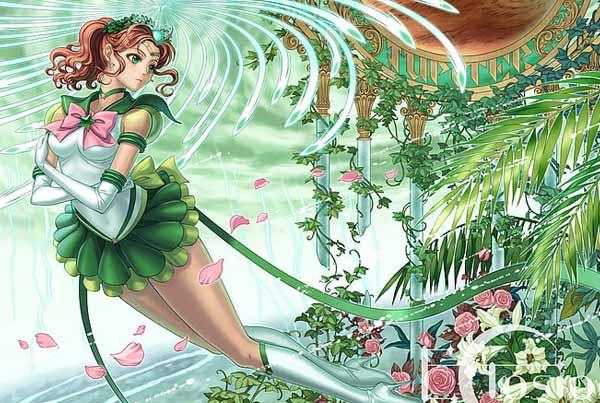 Kino Makoto – Sailor Jupiter