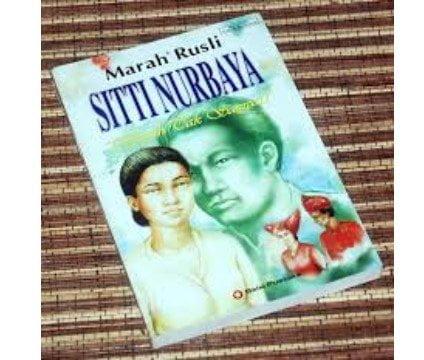 Novel Siti Nubaya