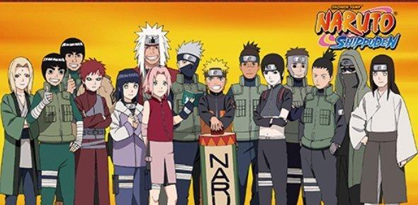 Pelajaran Politik Dari Serial Anime Naruto Shippuden