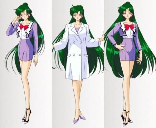 Setsuna Meioh – Sailor Pluto