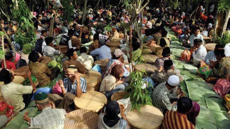 Tradisi Nyadran