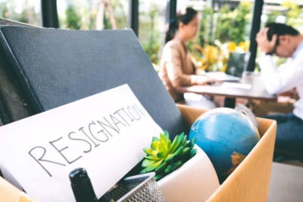 Tips Supaya Tidak Resign Kerja