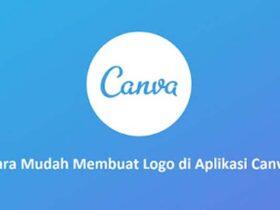 Membuat Logo Di Aplikasi Canva